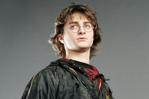 Daniel Radcliffe returns to reprise his role as Harry in Harry Potter and the Goblet of Fire. Photo / Supplied