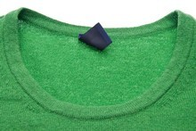 Some modern-day clothing-care labels are absurd. Photo / Thinkstock