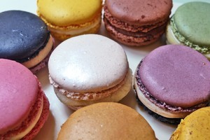 Macarons from Pierre Herme. Photo / Supplied