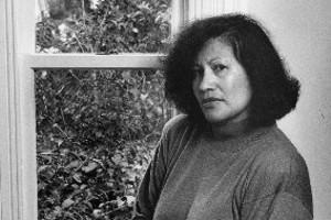 Merata Mita in 1989. Photo / NZ Herald archives