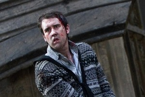 The unlikely hero, played by Matthew Lewis, is Neville Longbottom. Photo / Supplied