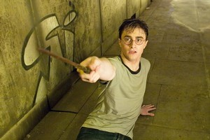 Rowling reveals Harry Potter ending