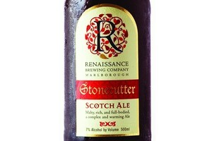 Renaissance Stonecutter, RRP $9.49 for 500ml. Photo / Supplied
