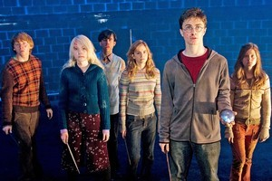 A scene from Harry Potter and the Order of the Phoenix. Photo / Supplied