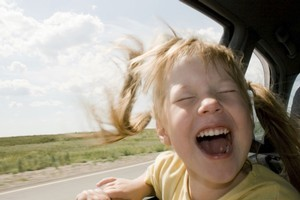 Children are sometimes an absolute joy to travel with. Other times, not so much. Photo / Thinkstock