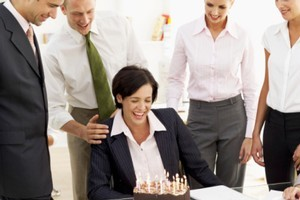 Celebrating birthdays is an easy way to make staff feel appreciated. Photo / Supplied