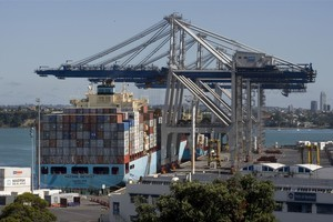 Robust exports and manufacturing helped push economic growth up in the first three months of 2011. Photo / Supplied