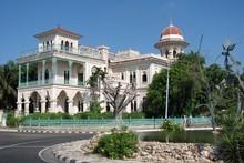 Palacio de Valle was once home to a wealthy sugar baron. Photo / Jill Worrall