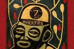 7 Walkers' album cover. Photo / Supplied