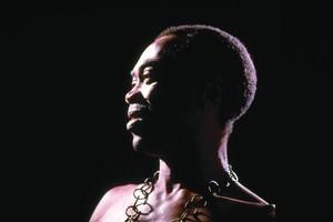 Fela Kuti. Photo / Supplied