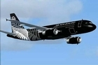 Air New Zealand goes All Black with new aircraft.
