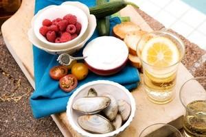 Summer flavours. Photo / Babiche Martens