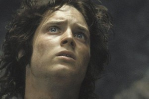 Elijah Woods as Frodo in Lord of the Rings. Photo / Supplied