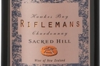 2009 Sacred Hill Rifleman's Chardonnay, $54. Photo / Supplied