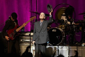 If you don't believe the boomers still dominate, look at how many times Leonard Cohen has been to the Vector Arena. Photo / Supplied