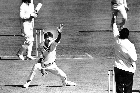 Richard Hadlee joined the elite '300 club' in the first test against Australia in 1986. Photo / Paul Estcourt