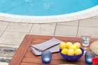If you have a pool, make it the focus of your staycation. Photo / Your Home & Garden