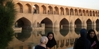 View: Isfahan: On the banks of the Zayandeh River