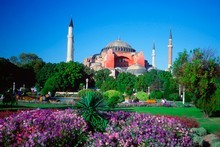 Istanbul is a visually dazzling city for sighted travellers but Peter White says one of his best experiences there as a blind traveller was attending a soccer match. Photo / Thinkstock