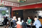 Ruby Red lives up to the positive feedback of patrons. Photo / Paul Estcourt