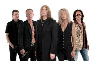 Def Leppard. Photo / Supplied