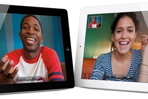 Facetime facility on the iPhone and iPad. Photo / Supplied