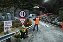 There have been calls for the Minister of Labour to resign after the Pike River inquiry revealed she did not implement mine safety recommendations in a 2008 review. Photo / Iain McGregor