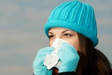 A sharp rise in the number of New Zealanders with flu has been blamed on chilly weather. File photo / Thinkstock