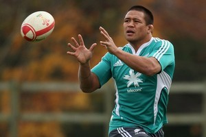 Keven Mealamu has been given time off after a gruelling season. Photo / Getty Images