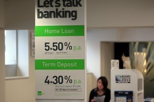 Economists say now is a good time to fix your mortgage. Photo / File