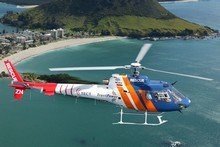 TrustPower TECT Rescue Helicopter. Photo / supplied