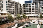 Restaurants in Auckland's Viaduct Basin. Photo / Babiche Martens