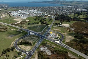 McDonald's is fighting to construct a large outlet on the East Taupo Arterial bypass.  Photo / Supplied