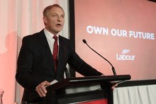 Phil Goff says his party can still win this year's election. Photo / Mark Mitchell