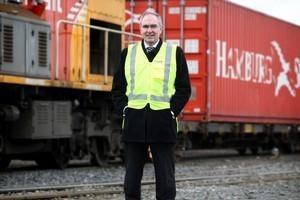 KiwiRail chief executive Jim Quinn has defended the way Dunedin rail worker redundancies have been handled. Photo / Natalie Slade
