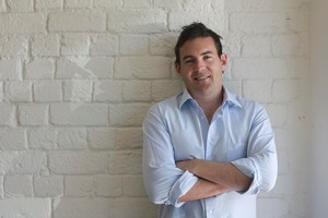 Sam Porter, managing director of Seasonz Travel. Photo / Richard Robinson
