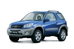 Toyota is eyeing an all-electric RAV4 sport-utility vehicle. Photo / File