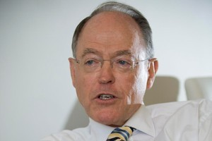 Act leader Don Brash. Photo / Dean Purcell