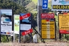 Experts report gradual pick-up in market led by Auckland, Wellington and Otago. Photo / APN