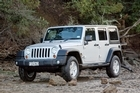 The Wrangler's transformation to snug civilian suburban life has been long and problematic. Photo / Supplied
