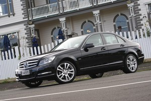 Despite significant styling changes, the conservative aura of C-class makes Audi and BMW rivals look positively youthful. Photo / Supplied
