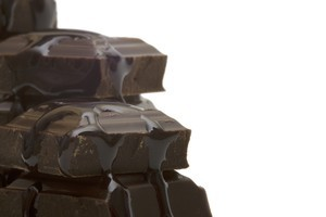 Choose good quality dark chocolate with cocoa solids of between 45 and 80 per cent. Photo / Thinkstock