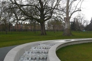 The Diana, Princess of Wales Memorial Fountain in Hyde Park. Photo / Creative Commons image by Pam Fray