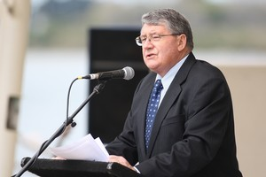 Progressive MP Jim Anderton is warning high youth unemployment rates could lead to a spike in suicides. File photo / NZ Herald