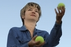 According to Orly Jacobson, juggling is an excellent workout for the brain. Photo / Thinkstock