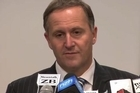 Prime Minister John Key speaks on inflation figures released today which showed that annual inflation is at a 21-year high.