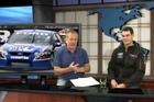 Eric chats to Kiwi V8 Supercars driver Shane van Gisbergen.