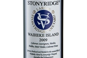 2006 Stonyridge Larose, $90 for loyalty members, otherwise around $180. Photo / Supplied