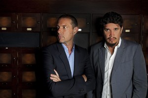 Thievery Corporation. Photo / AP