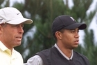 Tiger Woods and Steve Williams have split after 13 years. Photo / Mark Mitchell